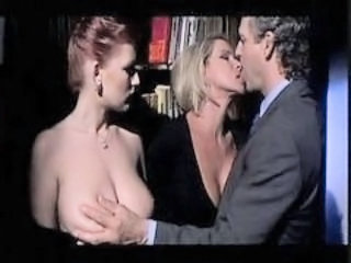 Big Tits European Italian  Pornstar Threesome Vintage