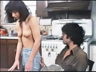Brunette Kitchen Teen Vintage