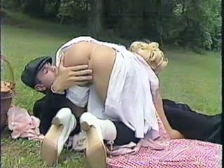 Ass Blowjob Clothed European French Outdoor Vintage